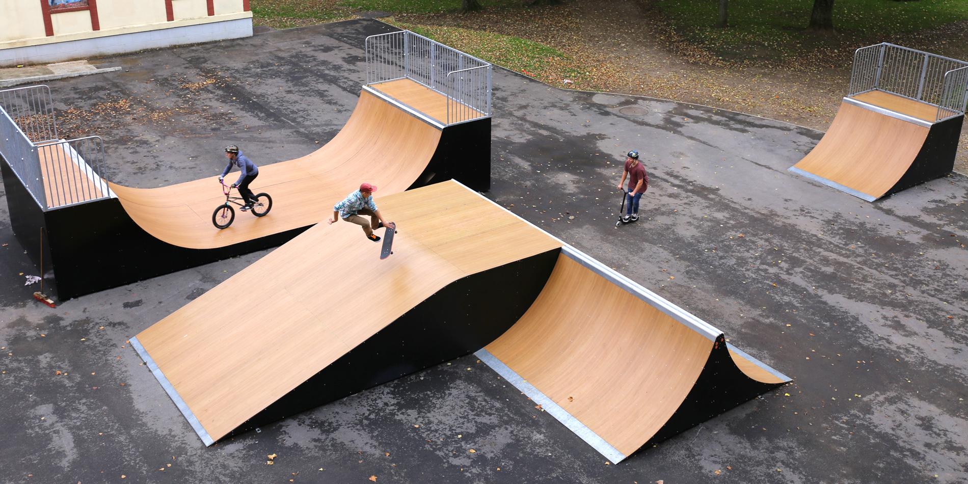 skate park meco bretagne
